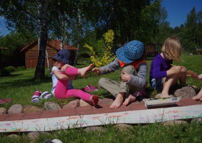 dienos stovykla gamtoje Vilniuje 14