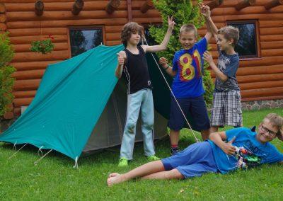 dienos stovykla gamtoje Vilniuje 3