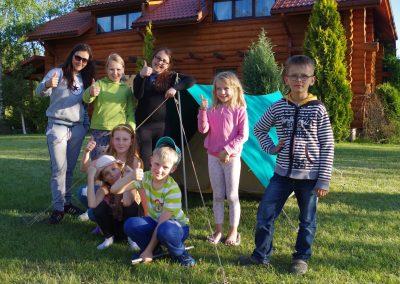 vaiku vasaros stovykla